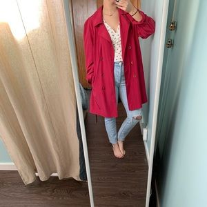 Quality vintage trench coat